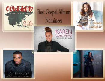 Best Gospel Album Grammy Nominees